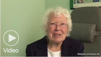 Bauchfelldialyse und Senioren, Baxter Patienteninformation