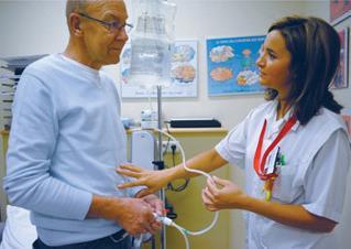 PD lernen - Baxter Patienteninformation