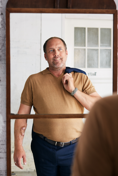Bauchfelldialyse zu Hause – Patient Boris berichtet