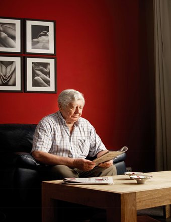 Geschichte eines Dialysepatienten, Baxter Patienteninformation