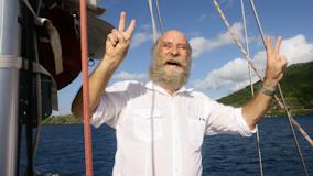 Ein PD-Patient segelt allein über den Atlantik